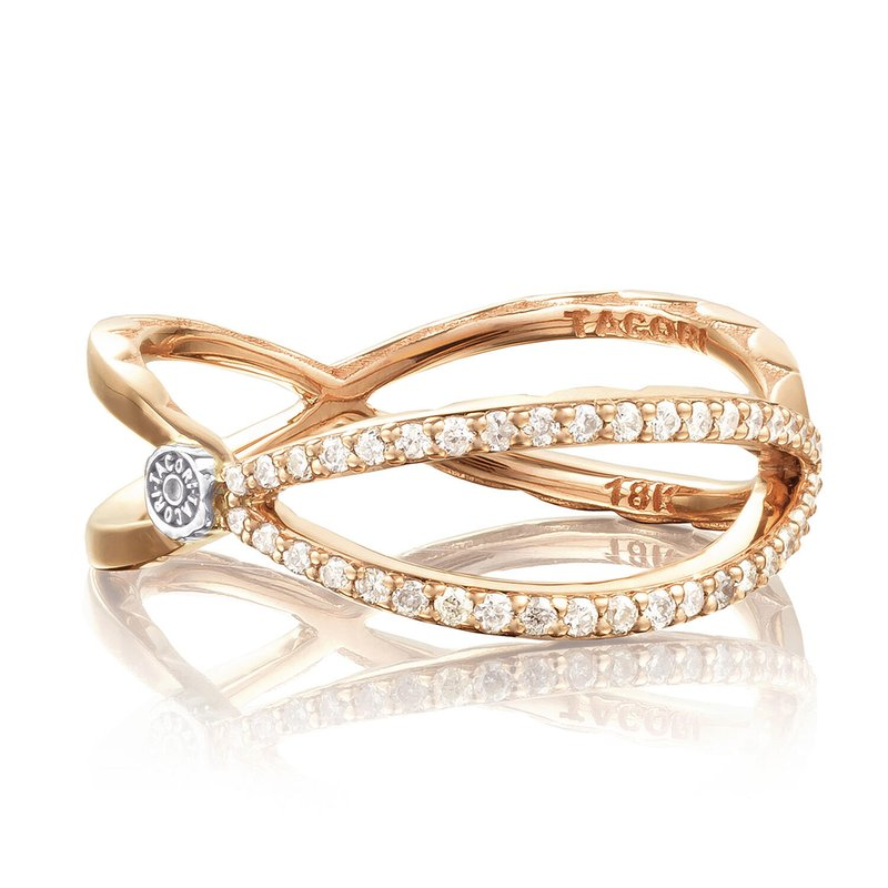 Tacori Fashion Pavé Trellis Ring
