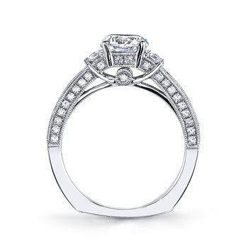MARS Jewelry - Engagement Ring 26077