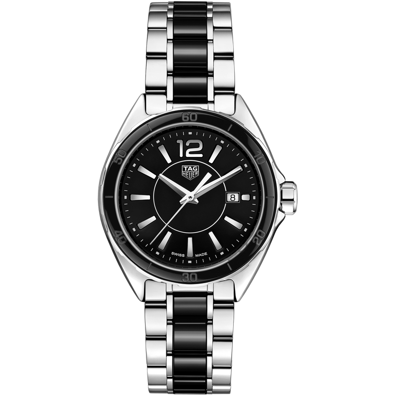 Tag Heuer - USD 32mm Steel & Ceramic Quartz Watch