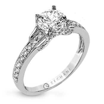 ZR1248 ENGAGEMENT RING