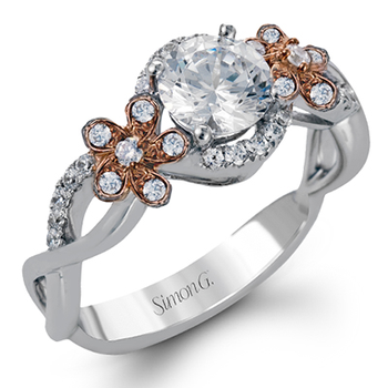 MR2612 ENGAGEMENT RING