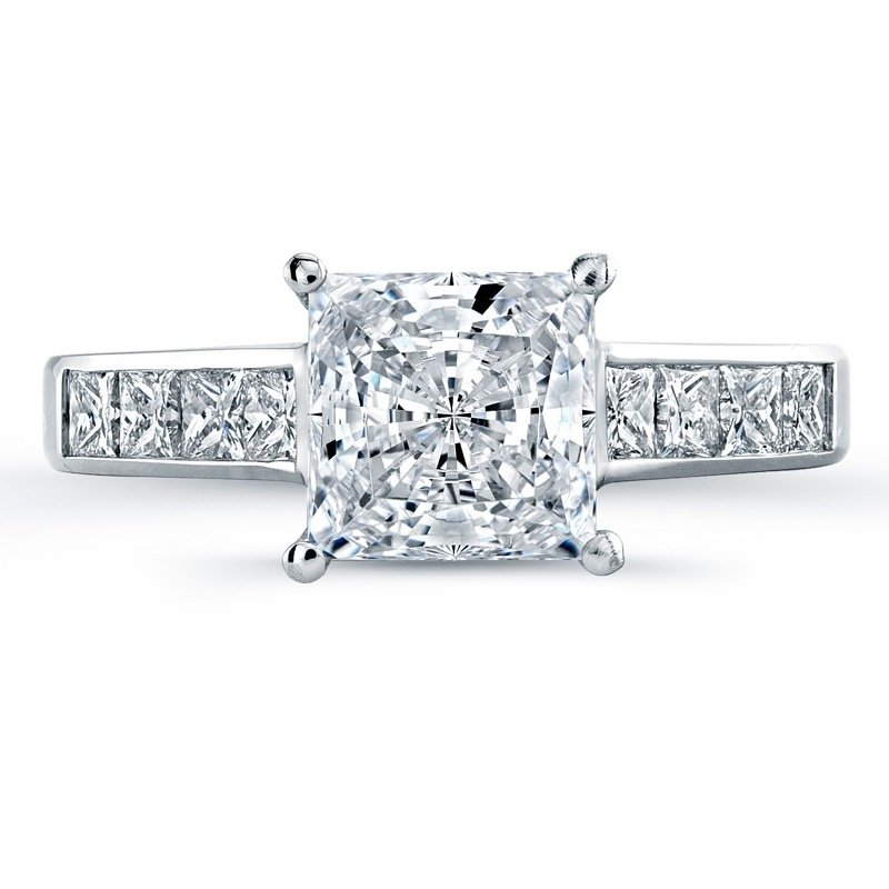 Jeff Cooper Eliza Engagement Ring