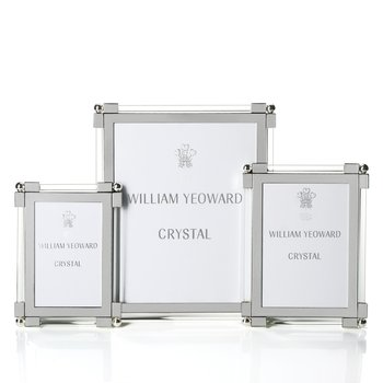Classic Glass Photo Frames Clear