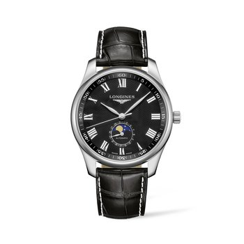 Longines Master Collection - Black Auotmatic 42mm