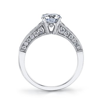 Diamond Engagement Ring, 0.69 ct tw