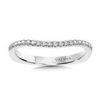 Valina Diamond and 14K White Gold Wedding Ring (0.16 ct. tw.)