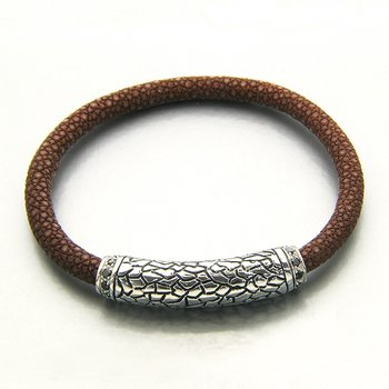Stingray Leather Bracelet
