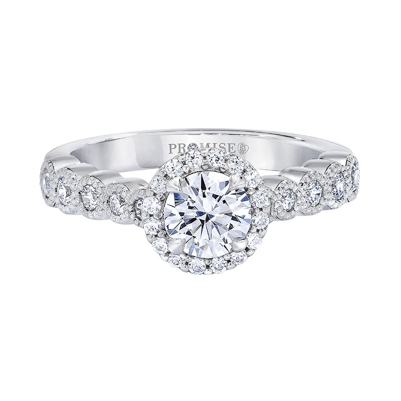 "Love Story Diamonds ""Willow"" - Promise Collection by Love Story"