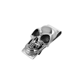 Large Skull Money Clip