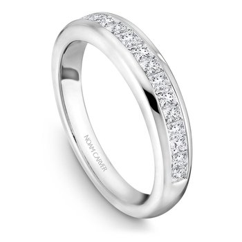 Noam Carver Wedding Band B031-02B