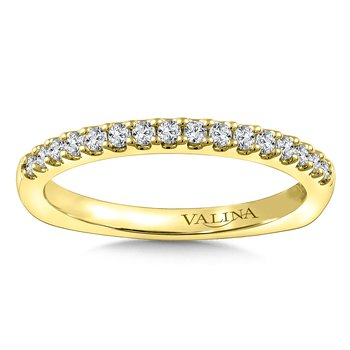 Stackable Wedding Band in 14K Yellow Gold (.22 ct. tw.)