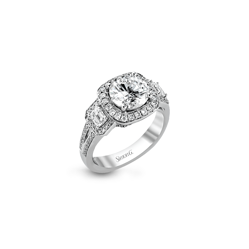 Simon G TR484 ENGAGEMENT RING