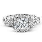 Simon G TR691 ENGAGEMENT RING