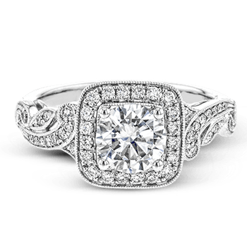 TR691 ENGAGEMENT RING