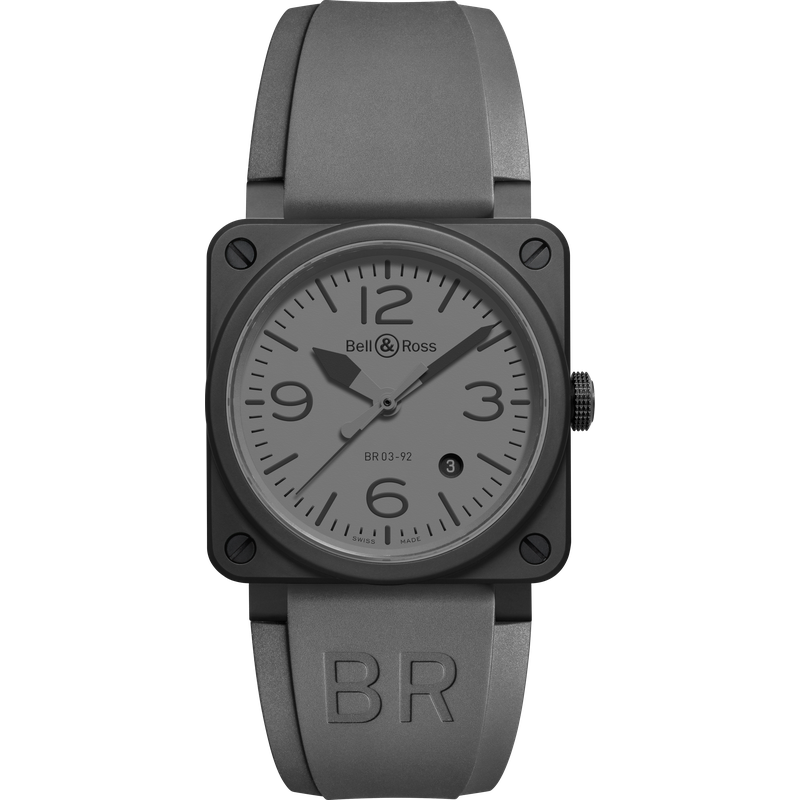 Bell & Ross BR03-92 Commando Ceramic