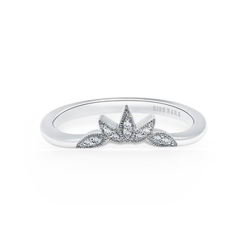 Home Try On Boho Diamond Replica Wedding Band