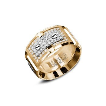 Carlex Generation 2 Ladies Fashion Ring WB-9896WY-S6