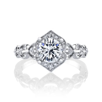 MARS Jewelry - Engagement Ring 27158