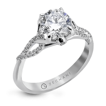 ZR583 ENGAGEMENT RING
