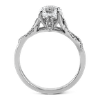 Zeghani ZR583 ENGAGEMENT RING
