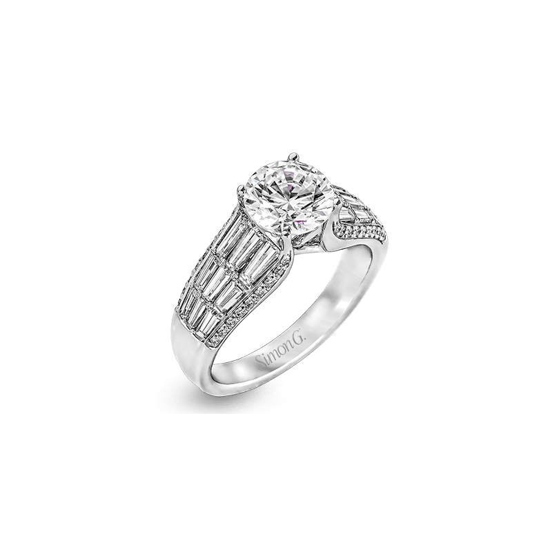 Simon G MR2282 ENGAGEMENT RING