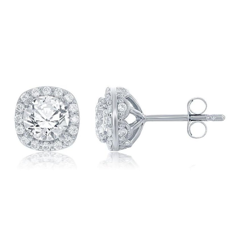 Veer The Valentina Halo Earrings