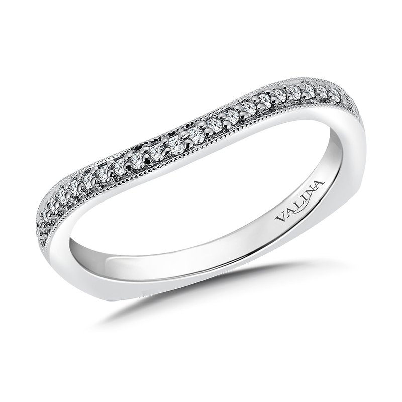 Valina Wedding Band (0.12ct. tw.)