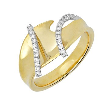 Diamond Fashion Ring - FDR13979YW