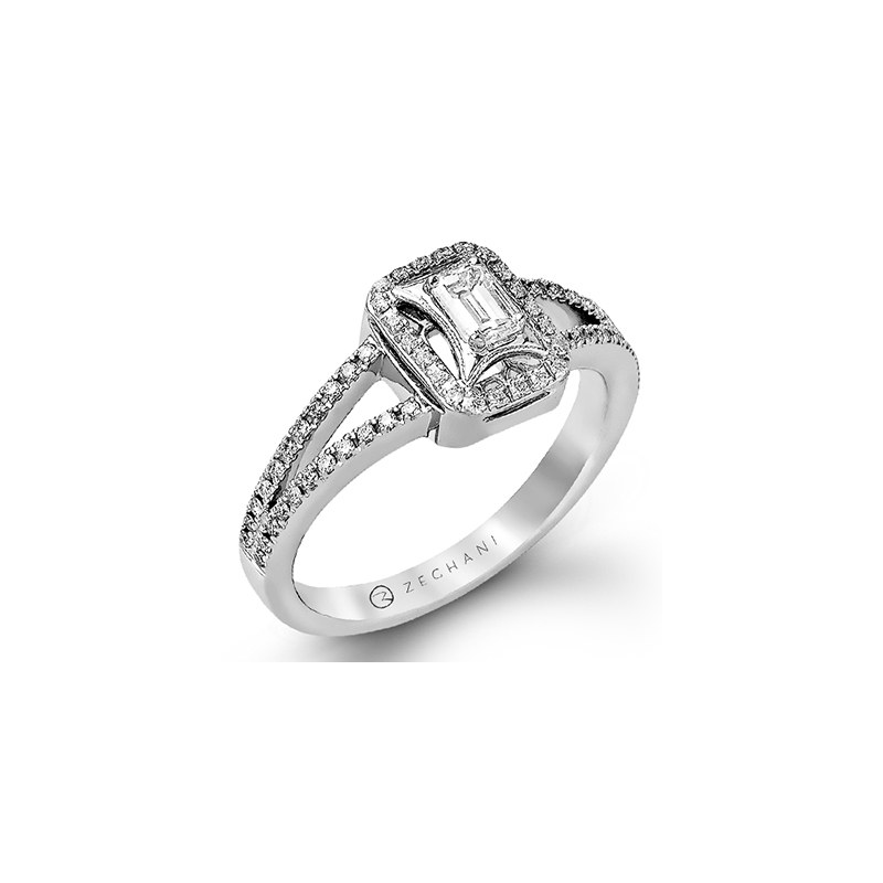 Zeghani ZR251 ENGAGEMENT RING