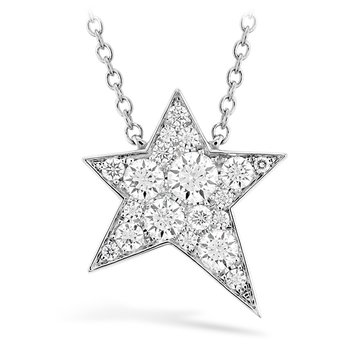 0.54 ctw. Illa Cosmic Diamond Necklace