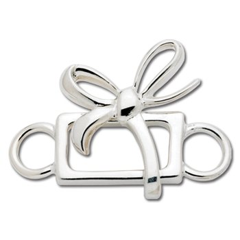Sterling Silver Gift Box Clasp