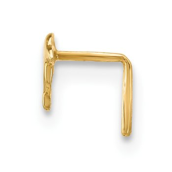 14k Dolphin Nose Ring