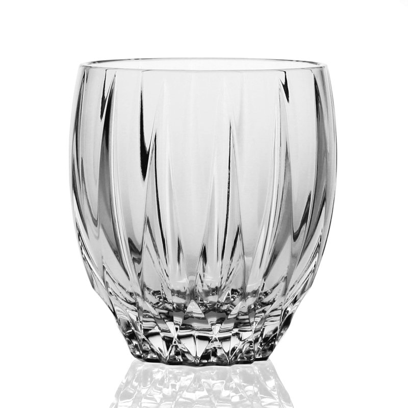 William Yeoward Vita Tumbler Double Old Fashioned Clear