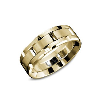 Carlex Generation 1 Mens Ring WB-9316Y