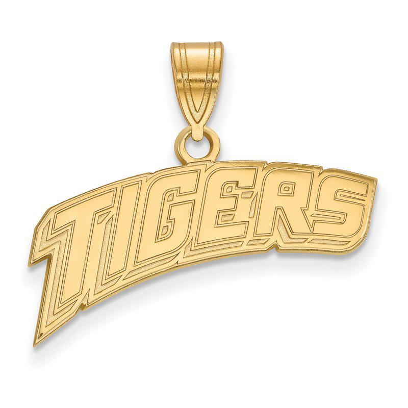 NCAA Gold Louisiana State University NCAA Pendant