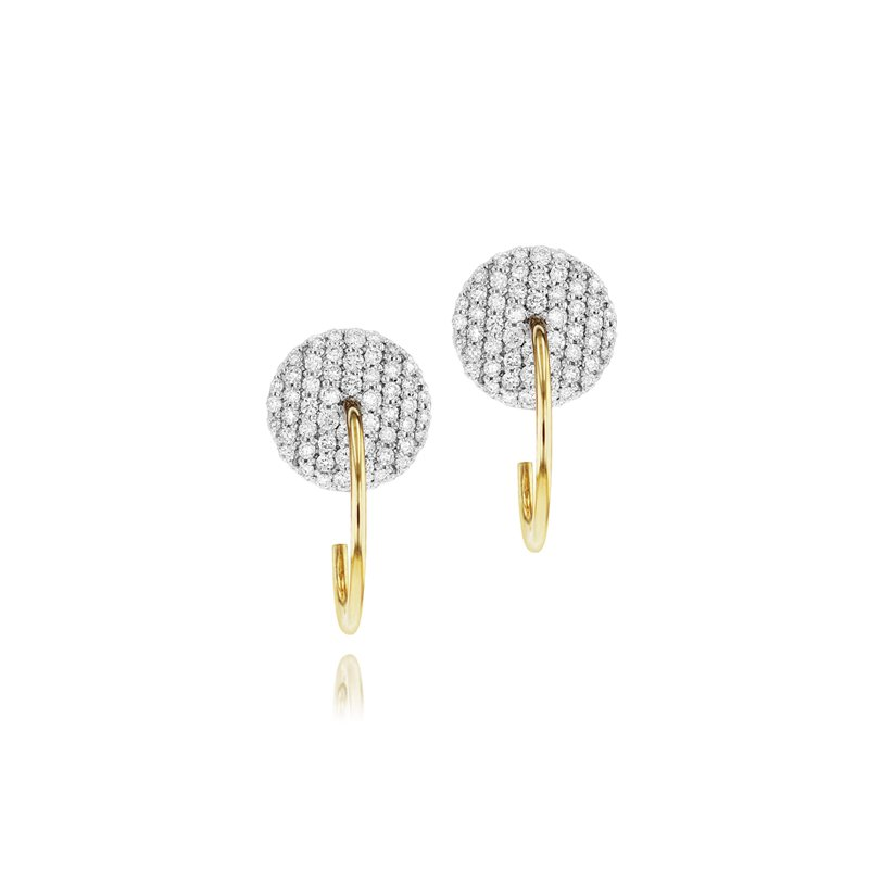 Phillips House Infinity Stup Hoop Earrings