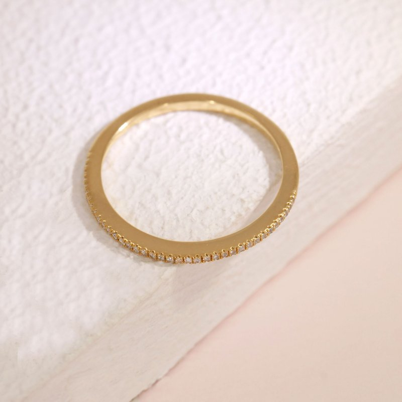 Ella Stein For All Eternity Ring