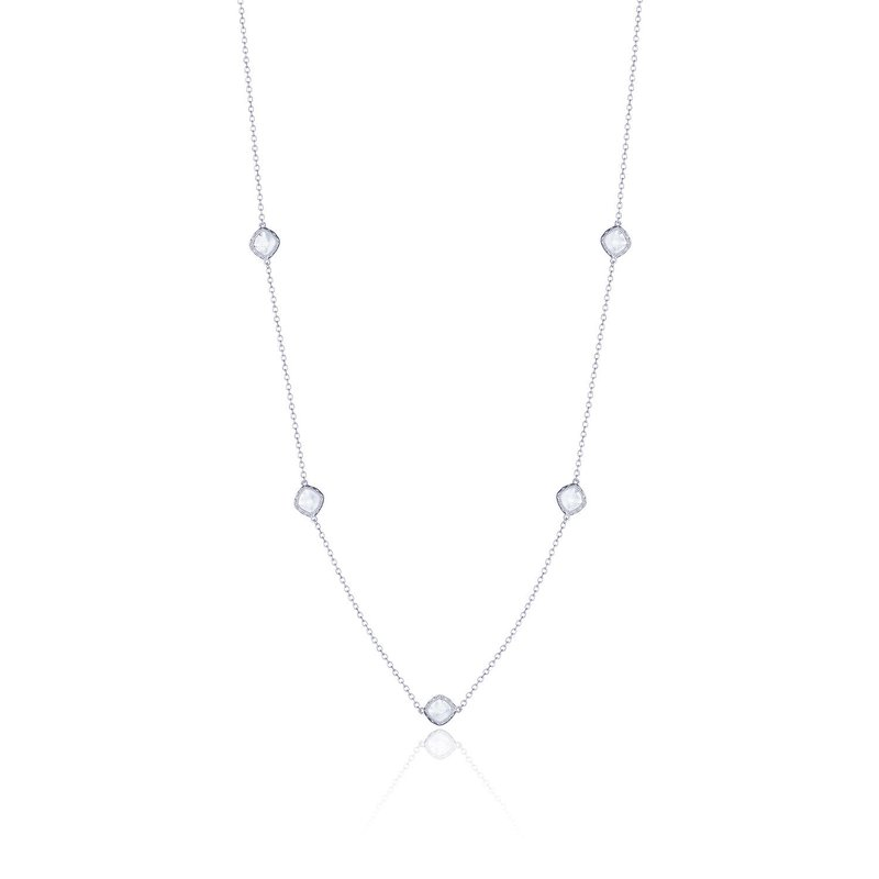 Tacori Fashion 5-station necklace with Chalcedony