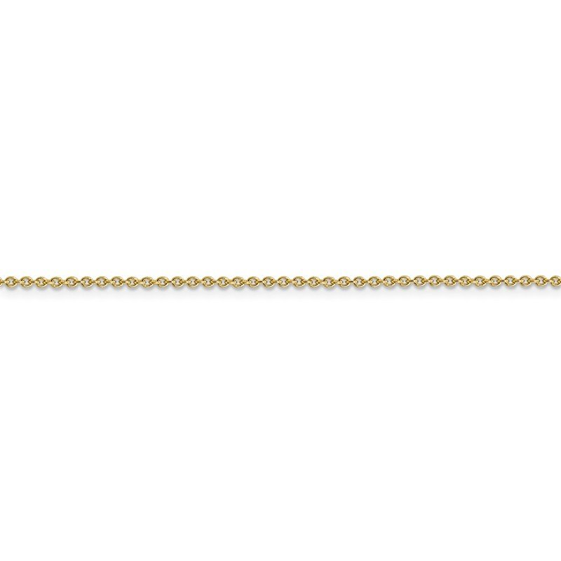 Leslie's Leslie's 14K 1.8mm Round Cable Chain
