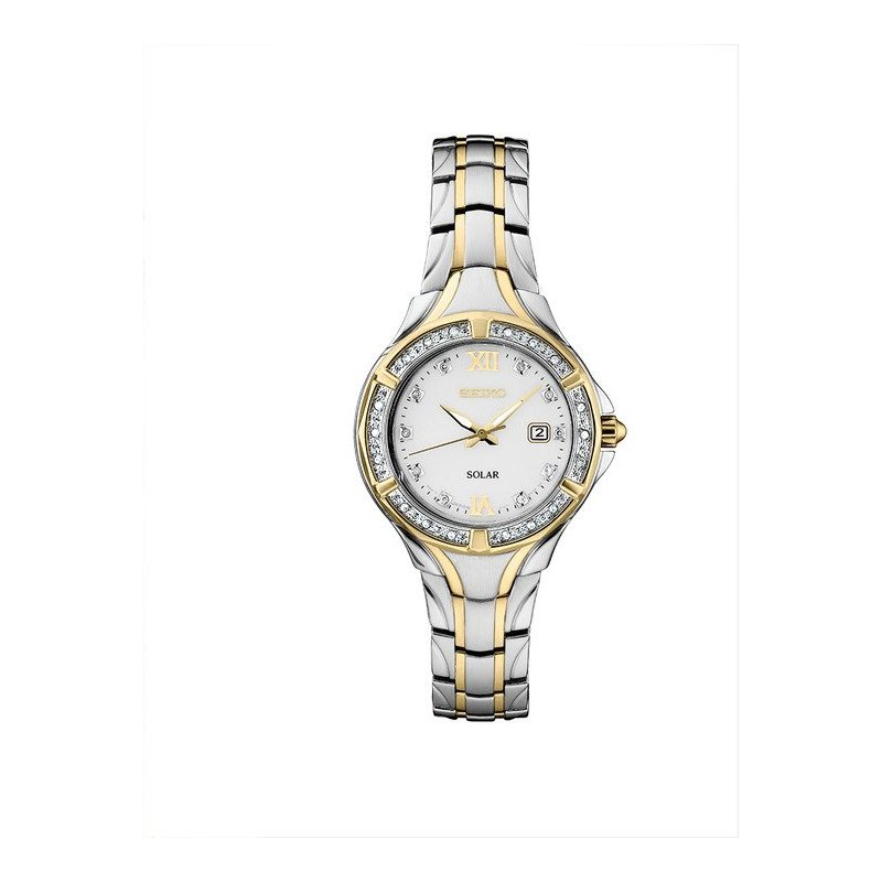 Seiko Ladies' Diamond SUT372