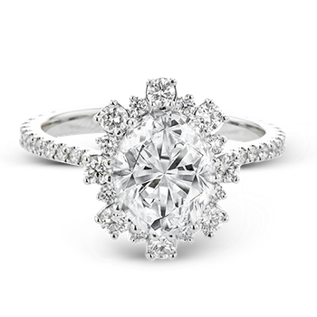 LR2847 ENGAGEMENT RING