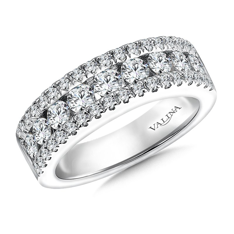 Valina Diamond Anniversary Band 1.44 ct. tw.