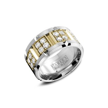 Carlex Generation 1 Ladies Fashion Ring WB-9591YW