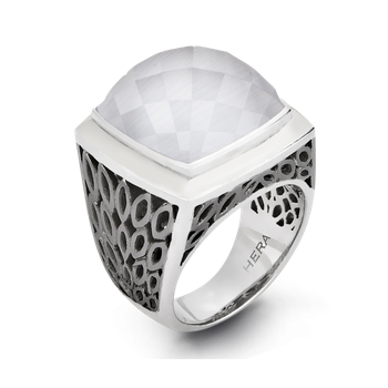 Lido Silver Ring