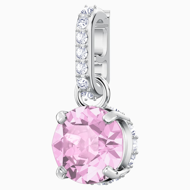 Swarovski Swarovski Remix Collection Charm, June, Violet, Rhodium plated