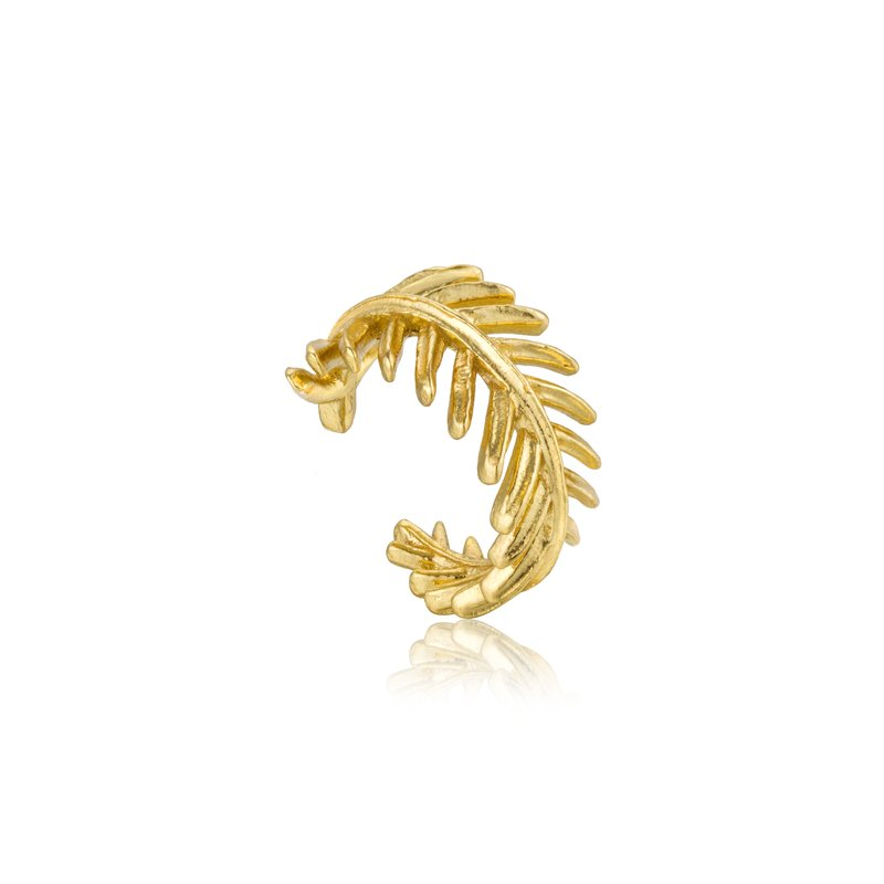 Ania Haie Palm Ear Cuff