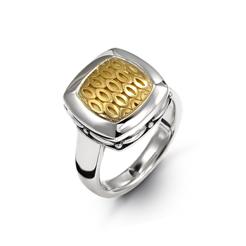 Zoe Gold Ring