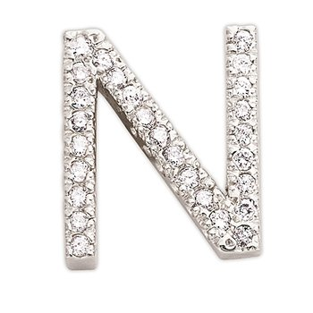 Alphabet Fishtail Series Letter N
