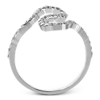 Zeghani ZR1259 RIGHT HAND RING
