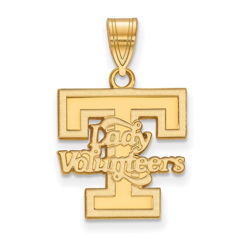 NCAA Gold University of Tennessee NCAA Pendant